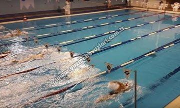 Marmaris Belediyesi Kapalı Yüzme Havuzu