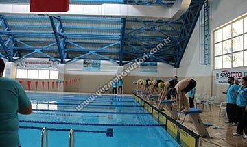 Muğla Menteşe Yüzme Havuzu