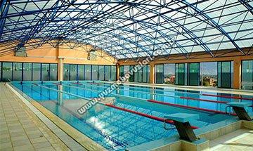Muğla Sıtkı Koçman Üniversitesi Yüzme Havuzu